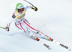 21.01.2011, Tofana, Cortina d Ampezzo, ITA, FIS World Cup Ski Alpin, Lady, Cortina, SuperG, im Bild Anna Fenninger (AUT, #14, Platz 3) // Anna Fenninger (AUT, Place 3) during FIS Ski Worldcup ladies SuperG at pista Tofana in Cortina d Ampezzo, Italy on 21/1/2011. EXPA Pictures © 2011, PhotoCredit: EXPA/ J. Groder