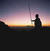 Silhouette of conquistador at sunrise at Coronado National Monument, Arizona..Subject photograph(s) are copyright Edward McCain. All rights are reserved except those specifically granted by Edward McCain in writing prior to publication...McCain Photography.211 S 4th Avenue.Tucson, AZ 85701-2103.(520) 623-1998.mobile: (520) 990-0999.fax: (520) 623-1190.http://www.mccainphoto.com.edward@mccainphoto.com