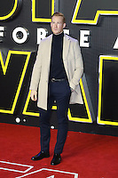 Greg Rutherford, Star Wars: The Force Awakens - European Premiere, Leicester Square, London UK, 16 December 2015, Photo by Richard Goldschmidt