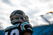 December 24, 2016: Carolina Panthers vs Atlanta Falcons. Fozzy Whittaker