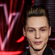NLD/Hilversum/20141121- 2de Live The Voice of Holland, Ferry de Ruiter