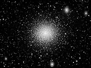 The Globular Cluster M13 in the constellation Hercules.