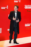 César 2014 Repas au Fouquet's