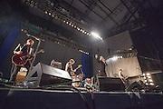 The band consists of Craig Finn, Tad Kubler, Galen Polivka, Bobby Drake, and Steve Selvidge.