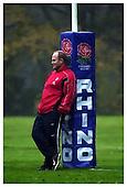England Training Session. 20-11-2002. Season 2002-2003