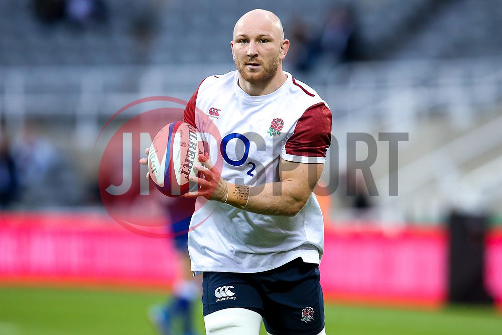 Matt Kvesic of England - Mandatory by-line: Robbie Stephenson/JMP - 06/09/2019 - RUGBY - St James's Park - Newcastle, England - England v Italy - Quilter Internationals