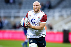 Matt Kvesic of England - Mandatory by-line: Robbie Stephenson/JMP - 06/09/2019 - RUGBY - St James's Park - Newcastle, England - England v Italy - Quilter Internationals