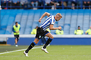 Jordan Rhodes of Sheffield Wednesday comes on as a substitute during the EFL Sky Bet Championship match between Sheffield Wednesday and Barnsley at Hillsborough, Sheffield, England on 10 August 2019.