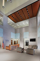 Architectural Image of the Joint Armed Forces Reserve Center in Delaware by Jeffre Sauers of Commercial Photographics, Architectural Photo Artistry in Washington DC, Virginia to Florida and PA to New England
