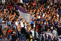 Supporters de Toulouse - 09.05.2015 -  Toulouse / Lille  - 36eme journee de Ligue 1<br />Photo : Manuel Blondeau / Icon Sport