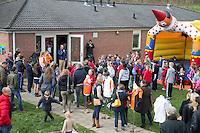 MEERSSSEN - Funkey Fiesta op Hockeyclub HV Meerssen. FOTO KOEN SUYK