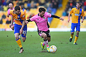 Mansfield Town v Northampton Town 280316