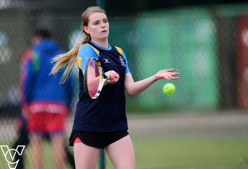 Team Tennis Schools National Championships Finals 2017 held at Nottingham Tennis Centre.  Cokethorpe School<br /> <br /> Picture: Chris Vaughan Photography for the LTA<br /> Date: July 12, 2017
