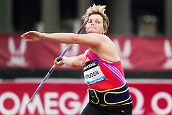 Samsung Diamond League adidas Grand Prix track & field; Sunette Viljoen, RSA, Javelin, winner