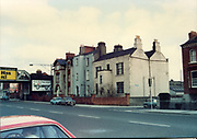 Old Dublin Amature Photos February 1984 WITH, Sutton Signal Box, The Crescent, No 18 Bram Stoker House, Georges Avenu, Crowleys, McKennas, Gallaghers Shop Fairview, McGraths Pub, Drumcondra, Broadstone, McGovern's Pub,