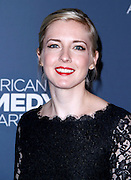 Katie Dippold attends the 2014 American Comedy Awards at the Hammerstein Ballroom in New York City, New York on April 26 2014.