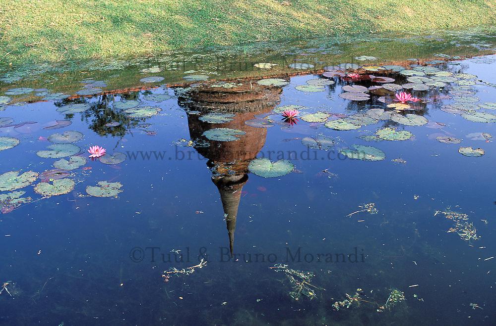 Thailande - Sukhothai province - Sukhotai - Wat Sa Sri