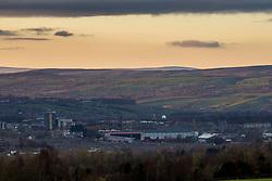 A general view of Turf Moor, ahead of Burnley v Newcastle United in the Premier League - Mandatory by-line: Robbie Stephenson/JMP - 26/11/2018 - FOOTBALL - Turf Moor - Burnley, England - Burnley v Newcastle United - Premier League
