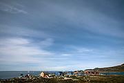 Ilulissat (Jakobshavn), Pakitsup Nuna, GRL, 20070623:   The glaciers of Greenland are melting. Pro's and cons.<br /> Photo: Orjan F. Ellingvag/ Dagens Naringsliv/ Corbis
