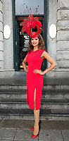 03/08/2017   Repro free  Maksuda Ahter from Dublin at Hotel Meyrick for Galway's 'Most Stylish Lady' Competition, at a glamorous evening reception in the Parlour Lounge of Hotel Meyrick on Ladies Day of the Galway Races. Head judge this year was the stunning Lorraine Keane,  assisted by fellow fashion experts Mandy Maher owner of Catwalk Modelling Agency and Irish model, Mary Lee.  Photo: Andrew Downes, xposure
