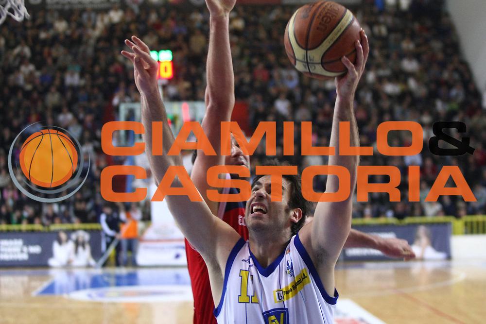 DESCRIZIONE : Cremona Lega A 2010-2011 Vanoli Braga Cremona Angelico Biella<br />GIOCATORE : Jasmin Perkovic<br />SQUADRA : Vanoli Braga Cremona<br />EVENTO : Campionato Lega A 2010-2011<br />GARA : Vanoli Braga Cremona Angelico Biella<br />DATA : 27/02/2011<br />CATEGORIA : Tiro<br />SPORT : Pallacanestro<br />AUTORE : Agenzia Ciamillo-Castoria/F.Zovadelli<br />GALLERIA : Lega Basket A 2010-2011<br />FOTONOTIZIA : Cremona Campionato Italiano Lega A 2010-11 Vanoli Braga Cremona Angelico Biella<br />PREDEFINITA :