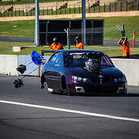 Kim Newton (2544) - Holden Commodore - Supercharged Outlaws.