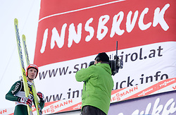 Michael Uhrmann of Germany after he competed during Final round of the FIS Ski Jumping World Cup event of the 58th Four Hills ski jumping tournament, on January 3, 2010 in Bergisel, Innsbruck, Austria.(Photo by Vid Ponikvar / Sportida)