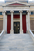 National Historical Museum, in the old Parliament building, Kolokotroni Square, Athens, Greece