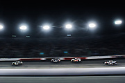 May 10, 2013: NASCAR Southern 500. Timmy Hill, Ford, Travis Kvapil, Toyota, Denny Hamlin, Toyota, Dale Earnhardt Jr., Chevrolet , Jamey Price / Getty Images 2013 (NOT AVAILABLE FOR EDITORIAL OR COMMERCIAL USE