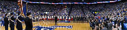 The University of Kentucky hosted Ole Miss, Saturday, Jan. 02, 2016 at Rupp Arena in Lexington.