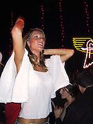 Victoria's Secret Model Gisele Bunchen <br />Victoria's Secret Post Show Party<br />The Armory<br />New York, NY, USA<br />Thursday, November 14, 2002<br />Photo By Celebrityvibe.com