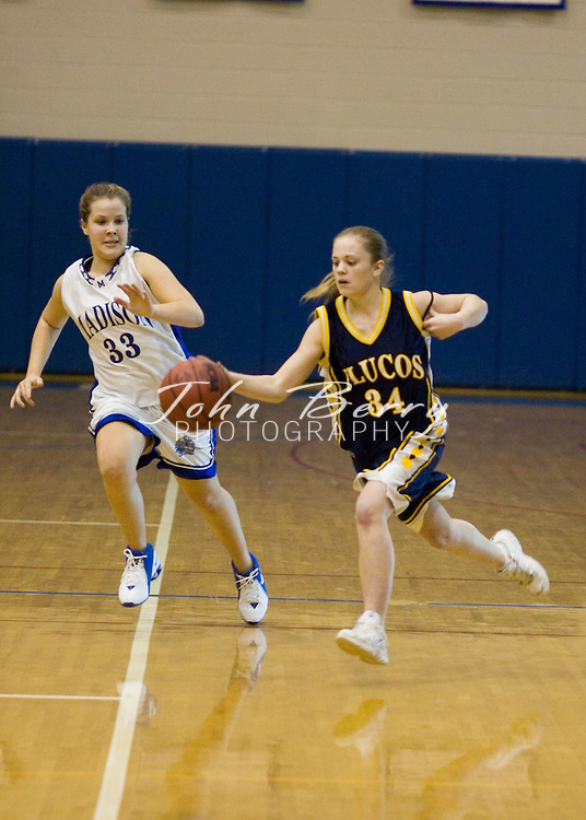MCHS JV Basketball..vs Fluvanna..November 30, 2005