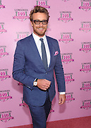 Actor and Longines Ambassador of Elegance Simon Baker arrives to judge the Longines Kentucky Oaks Fashion Contest on Kentucky Oaks Day, Friday, May 2, 2014, in Louisville, Ky.  Longines, the Swiss watch manufacturer known for its luxury timepieces, is the Official Watch and Timekeeper of the 140th annual Kentucky Derby.  (Photo by Diane Bondareff/Invision for Longines/AP Images)