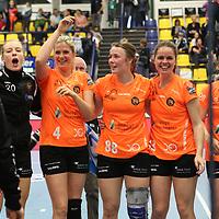 HBALL: 12-04-2017 - Silkeborg-Voel KFUM - København Håndbold - DM-kvartfinale