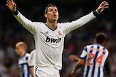 League BBVA round 6: Real Madrid vs Deportivo de la Coruña (5-1)