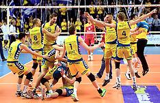 20140412 NED: Finale Landstede Volleybal - Draisma Dynamo, Zwolle