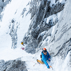 Maarten Van Haeren leading pitch three Big Brother, WI5 200m
