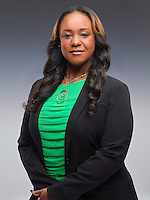 Studio portraits for Melanie McCray. Photo by Louis Tinsley/DC Corporate Headshots.