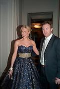 Hannah Waddingham, The Laurence Olivier Awards,The Grosvenor House Hotel, Park Lane. London.   21 March  2010