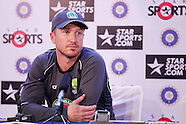 Cricket - India & Australia Nets and Pressers Jaipur