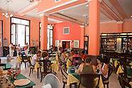 Restaurante Europa, Havana Vieja, Cuba.