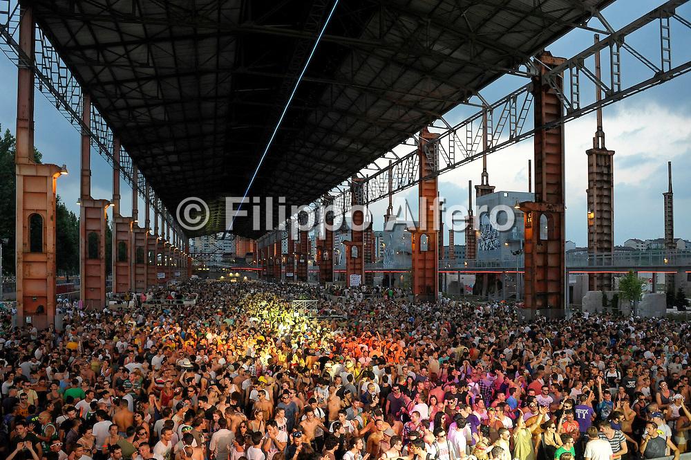 &copy; Filippo Alfero<br /> Kappa FuturFestival - Torino Summer Music Festival<br /> Torino, 30/06/2012