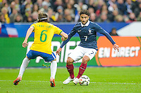 Nabil Fekir  - 26.03.2015 - France / Bresil - Match Amical<br />
