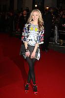 Noelle Reno, Arbitrage UK Film Premiere, Odeon West End cinema Leicester Square London UK, 20 February 2013, (Photo by Richard Goldschmidt)