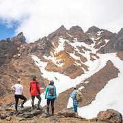 Mt Ruapehu Summer hiking 19