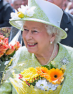 Queen Elizabeth Celebrates 90th Birthday