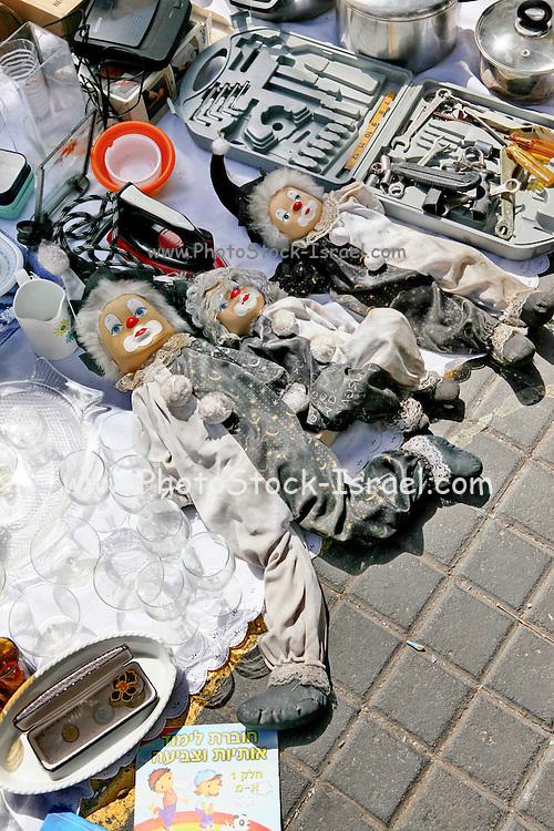 The Flea Market, Jaffa, Israel