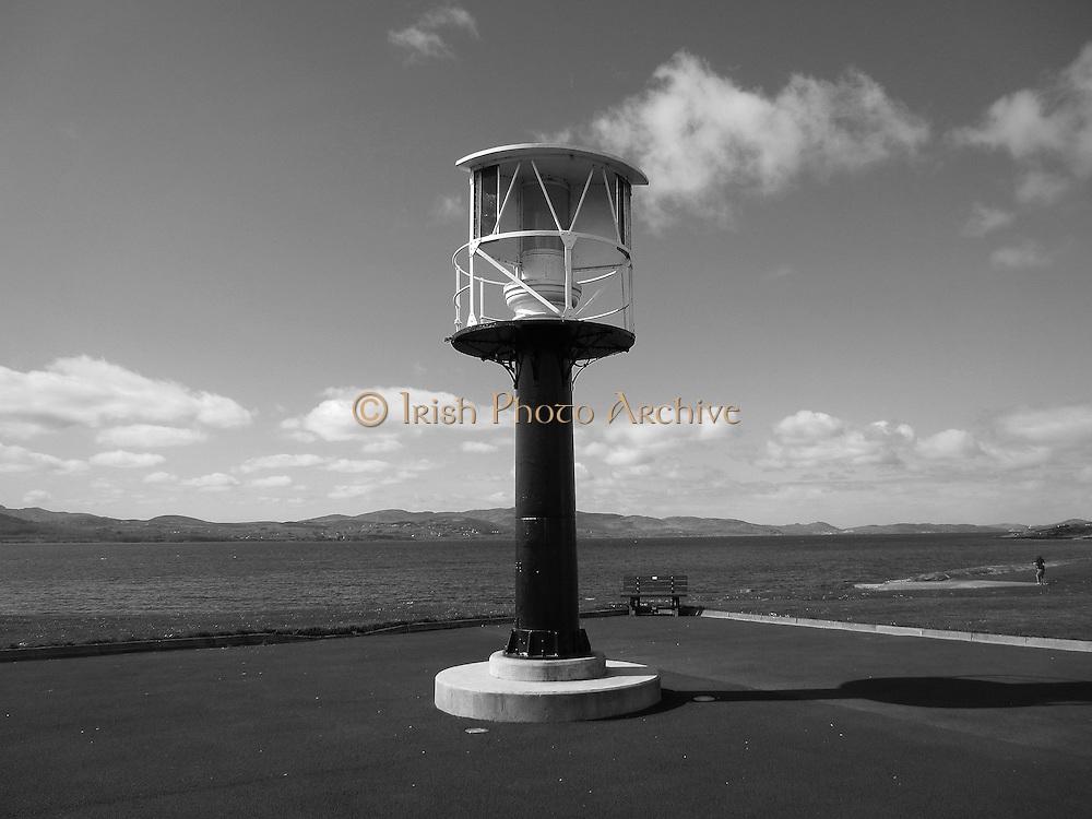 Buncrana Lighthouse, Buncrana, County Donegal, Ireland, 1876