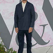 Riz Ahmed arrives at V&A - summer party, on 19 June 2019, London, UK