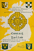 All Ireland Senior Hurling Championship Final,.Programme, .06.09.1953, 09.06.1953, 6th September 1953,.Cork 3-3, Galway 0-8, .Minor Dublin v Tipperary, .Senior Cork v Galway, .Croke Park, 0691953AISHCF,